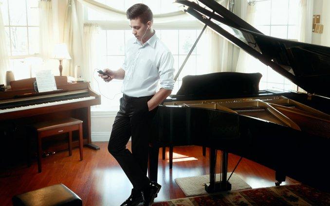 Пианист на мероприятие