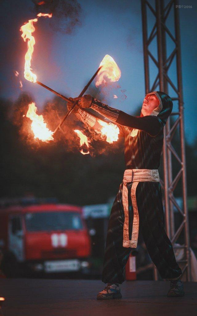 Огни победы 2016
