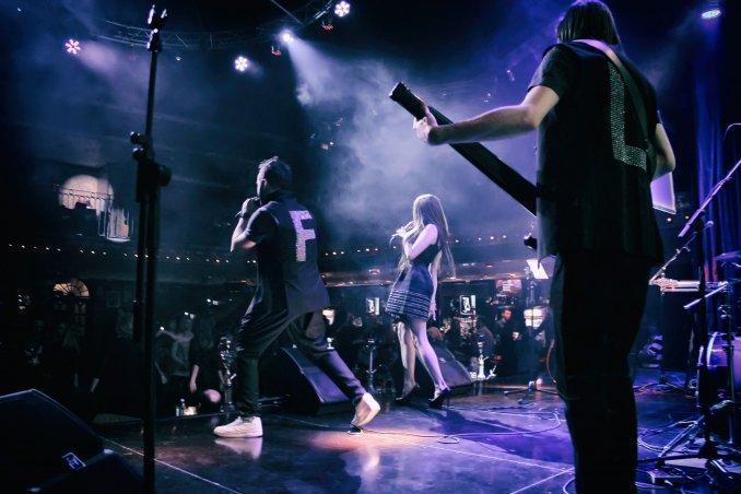 F.L.I.R.T. Cover Band Live