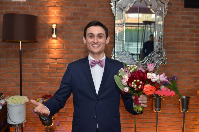 Свадьба Юрия и Инны