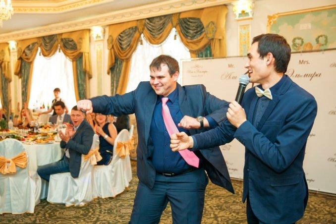 Свадьба Али и Эльмиры