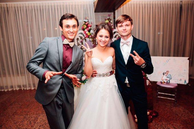 Свадьба Лилии и Виталия