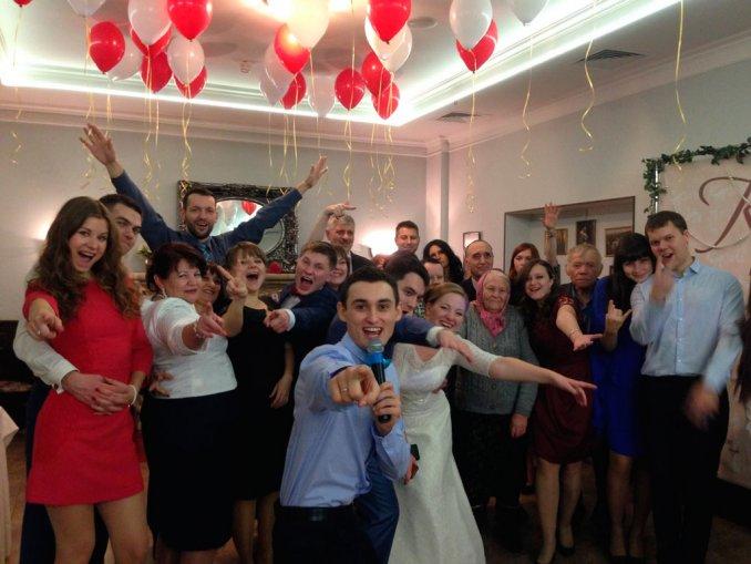 Свадьба Екатерины и Игоря