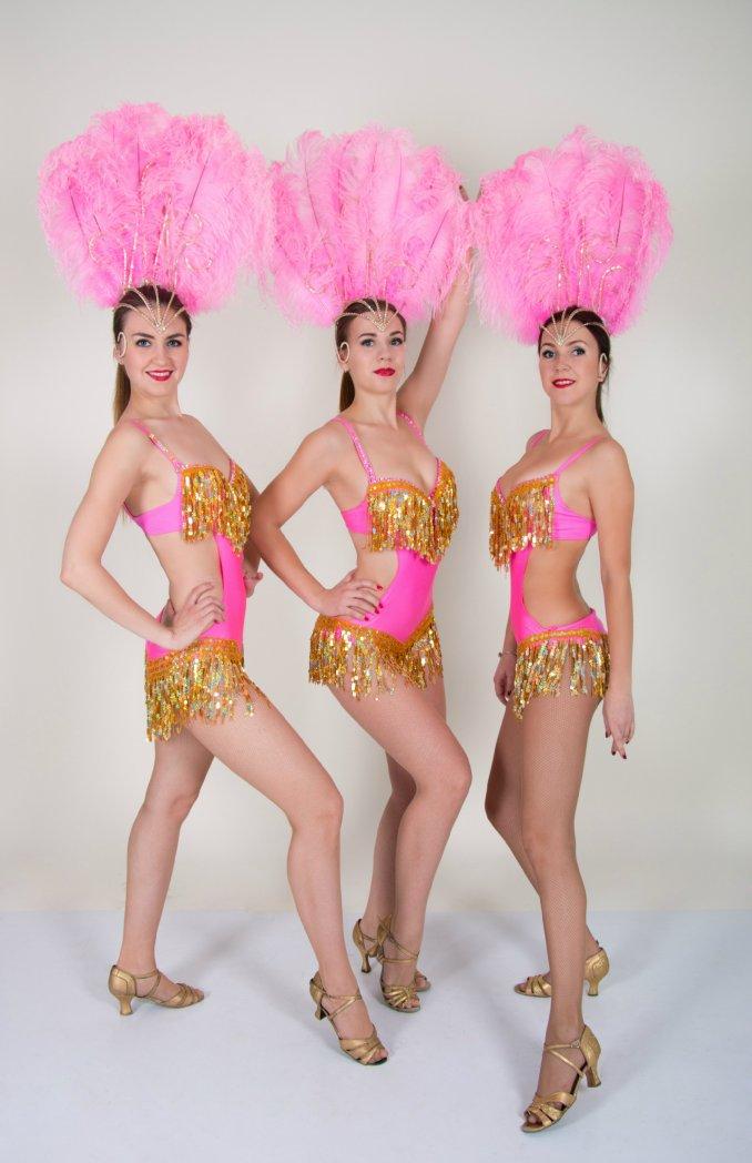 шоу-балет Бархат