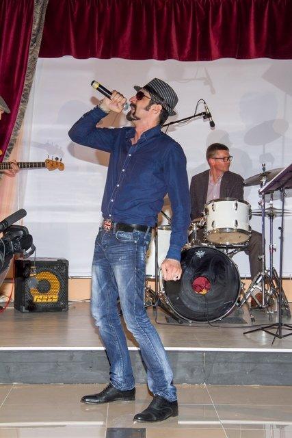 Павел Козлов & Alright Band live