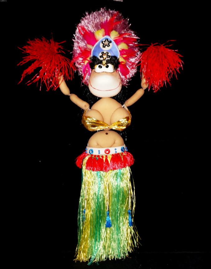 Гавайский танец