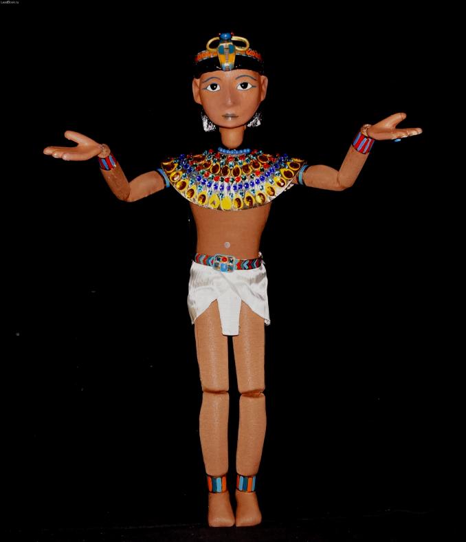 Древнеегипетская миниатюра
