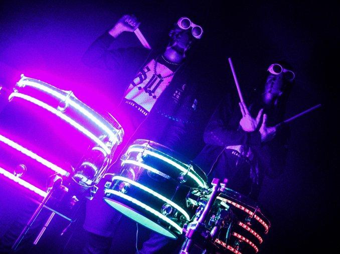 Шоу барабанщиков Turbo