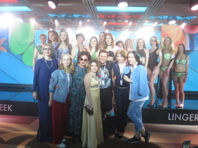Lingerie Fashion Weekend 2017, ,14-16 апреля