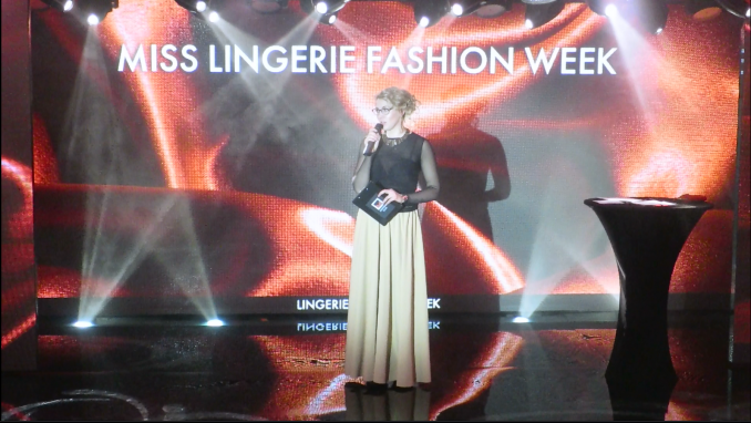 Неделя нижнего белья, купальников и домашней одежды  - Lingerie Fashion Week 14-16 апреля 2017