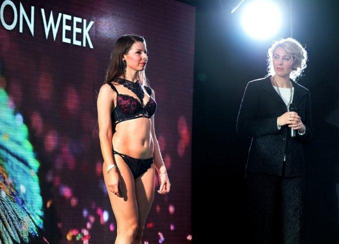 Конкурс Мисс Lingerie - ноябрь 2016