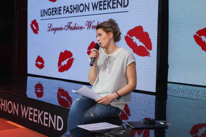 Lingerie Fashion Weekend 2015