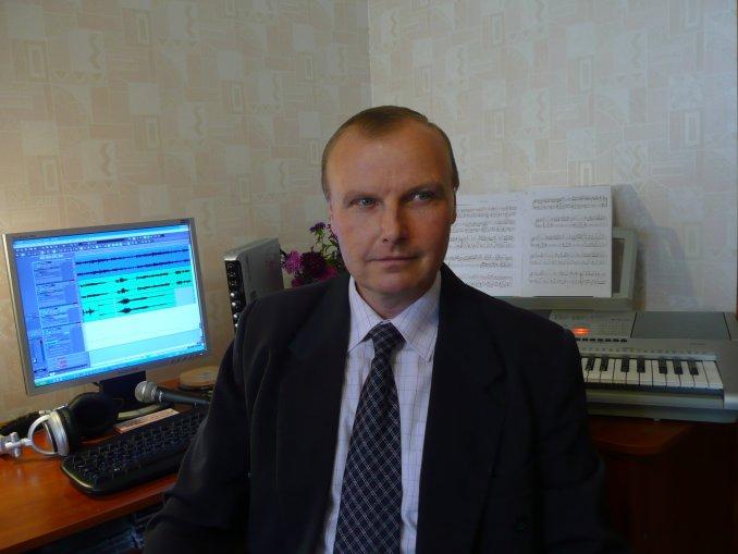 Автор песен и музыки Владимир Шабля
