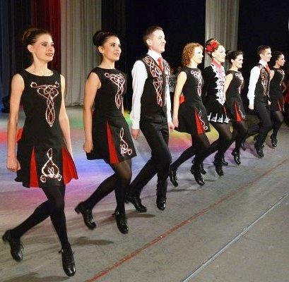 Ирландские танцы: Шоу-балет «The Carey Academy» - Челябинск