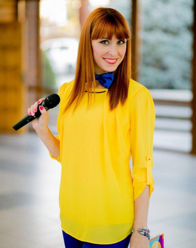 Профессиональная ведущая Татьяна Рич
