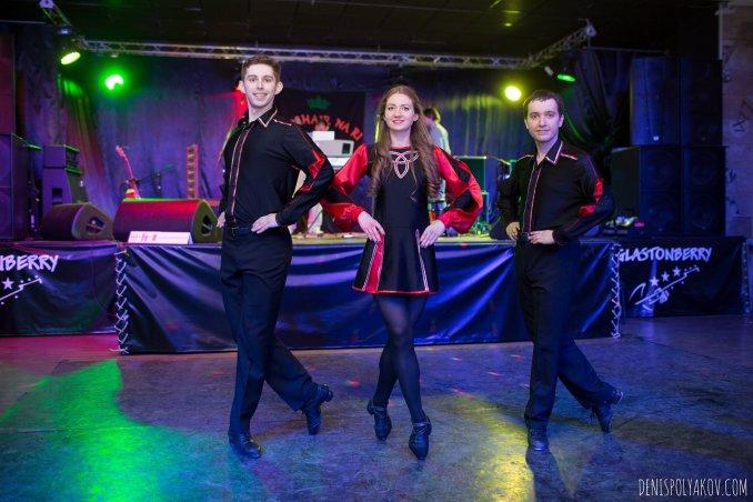 Ирландское танцевальное шоу iDance