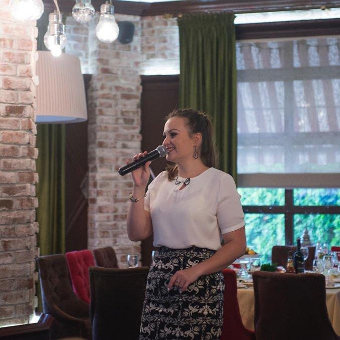 Певица Мария Сафонова