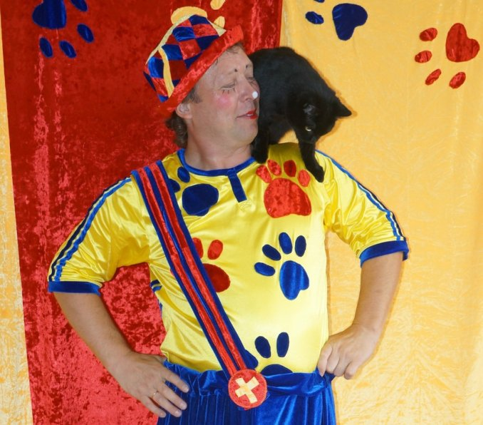 Театр Клоуны и Кошки
