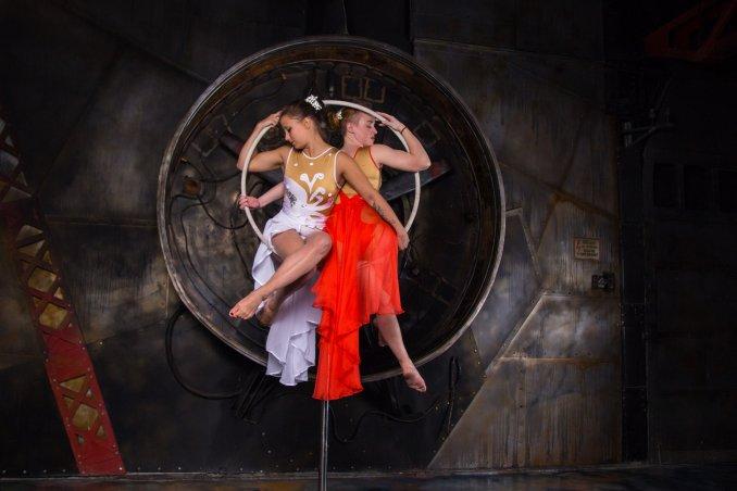 Театр воздушного танца Eclipse