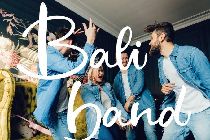 Акустическая кавер-группа Bali Band
