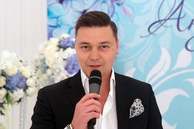 Евгений Ярс - ведущий мероприятий