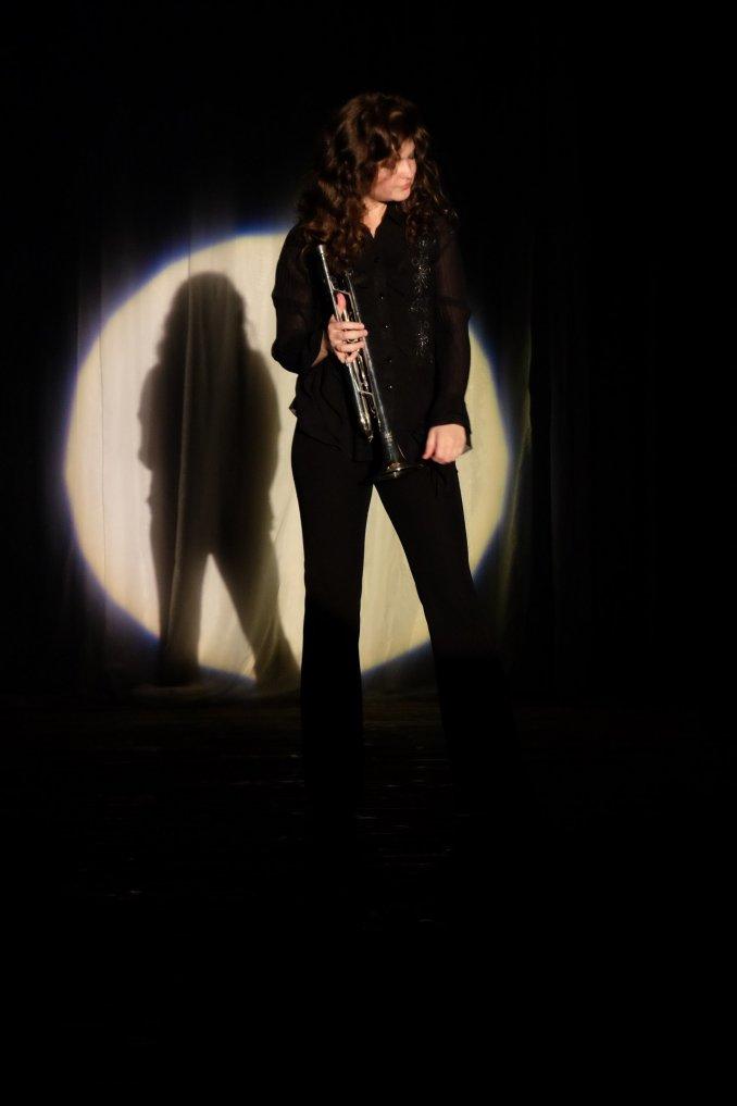 Валерия Охотницкая (труба, фортепиано, вокал, степ)