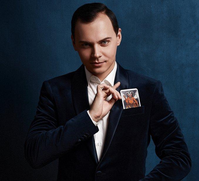 Менталист Николас Кин