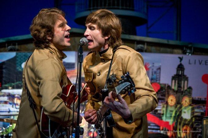 Beatles шоу