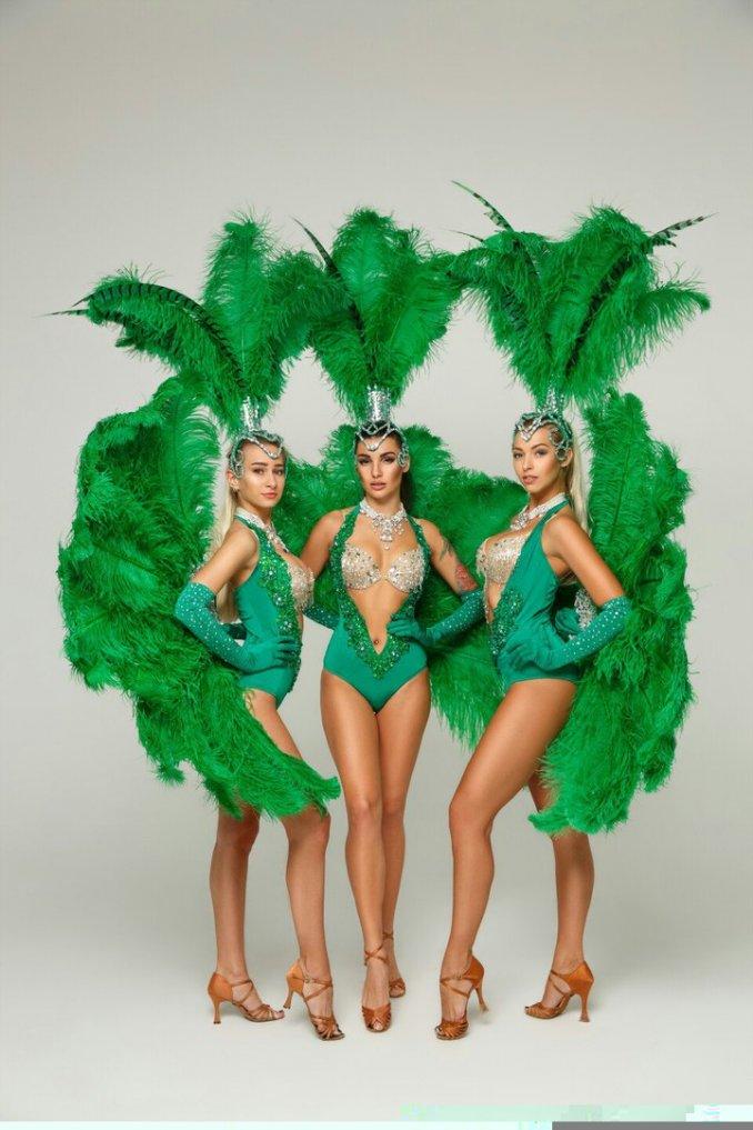 Шоу балет Tiffany Show/Тиффани шоу