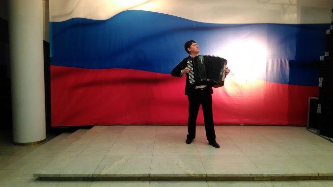 Профессиональный поющий баянист на юбилей в г. Ульяновске