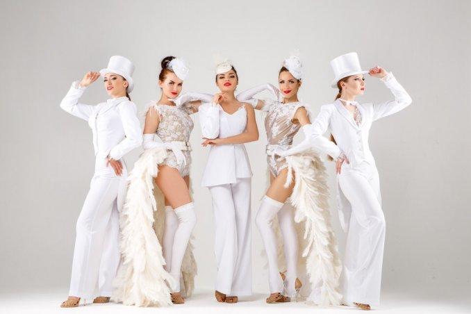Celebrity шоу балет