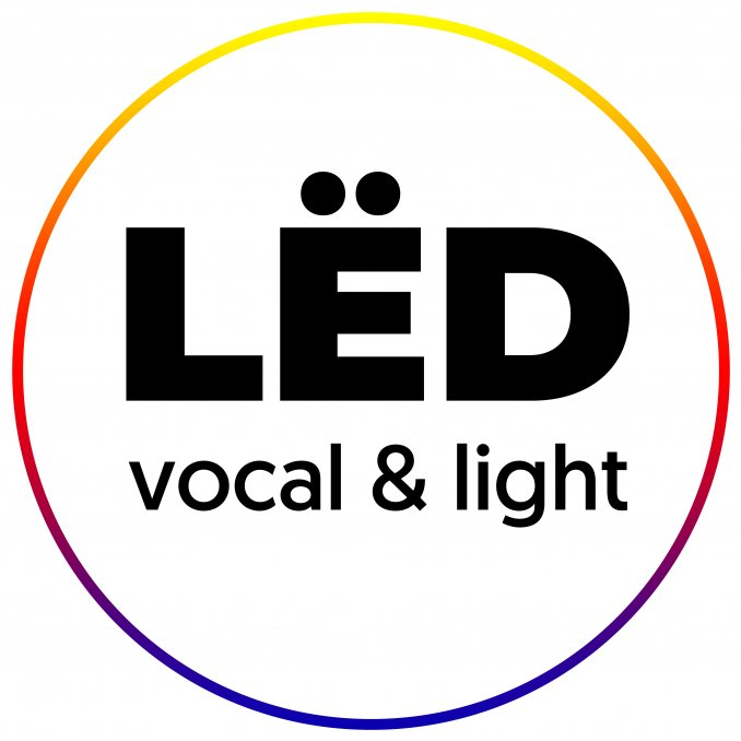 LЁD Vocal & light