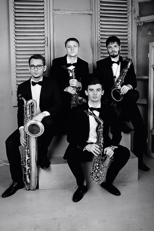 Saxoman Quartet