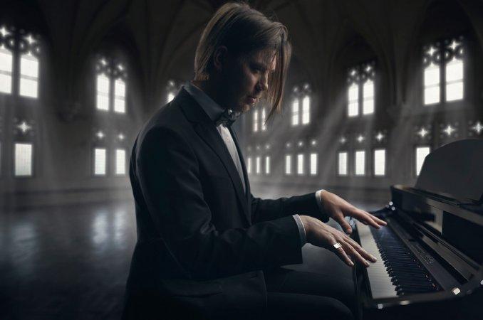 Пианист Григорий Паламарчук