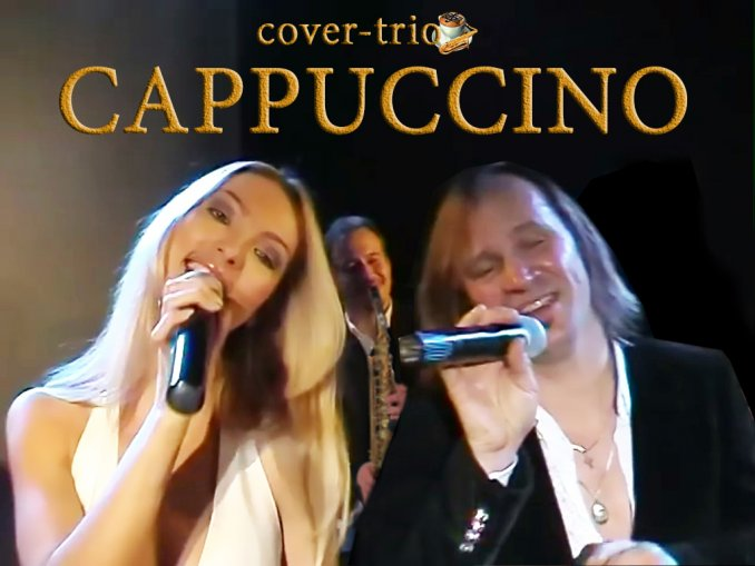 "Cover band "" Cappuccino"""