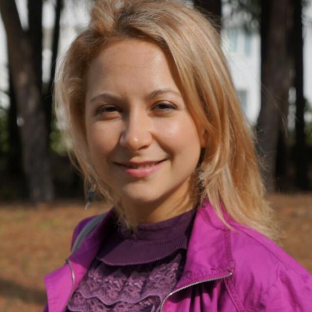 Певица Наталья