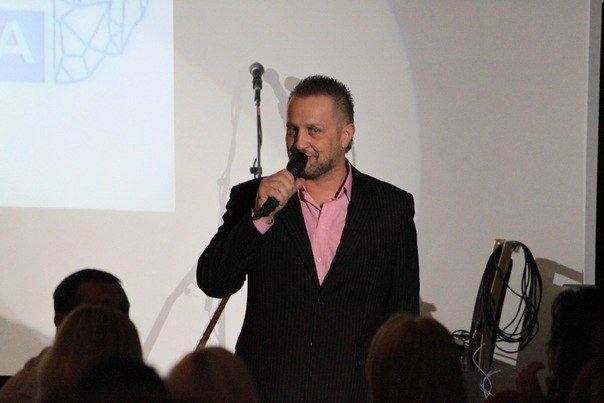 Теле и Радио ведущий Стас Чибриков