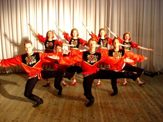 шоу балет Sochi-dance