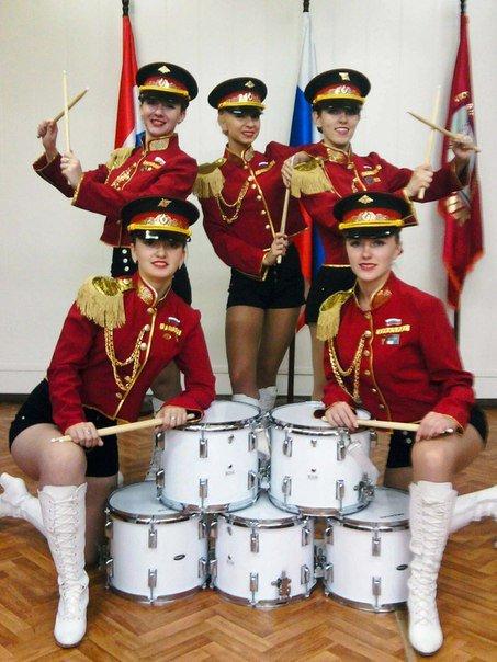 "Шоу барабанщиц ""VIVA SIB"" Новосибирск"