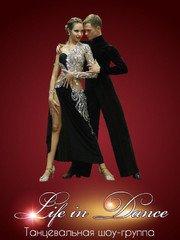 "Танцевальный дуэт ""Life in Dance"""