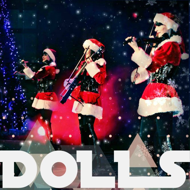 Violin Group DOLLS