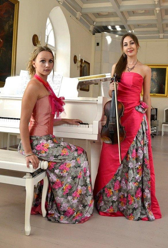Дуэт Скрипка & Пианино