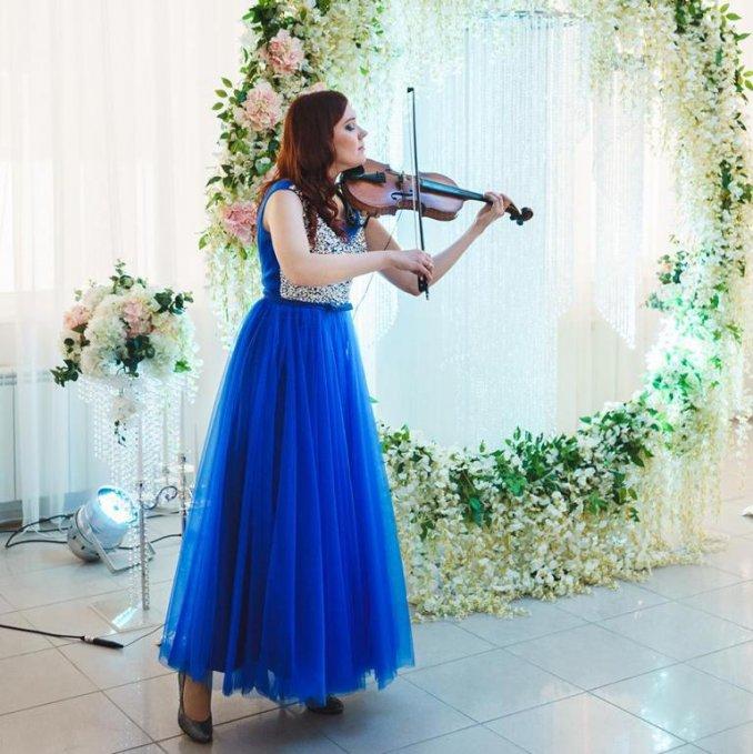 Живая музыка-скрипка для Вашего торжества
