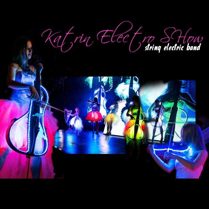 Katrin Electro SHow-Инструментально-световое шоу
