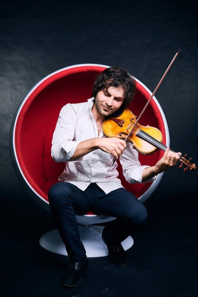 Самвел Айрапетян, профессиональный скрипач