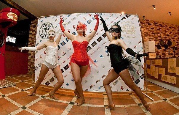 Шоу-балет Menari