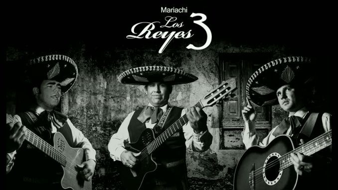 Mariachi 3 Reyes