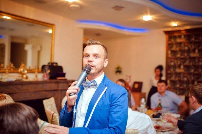 Ведущий Алексей Филиппов