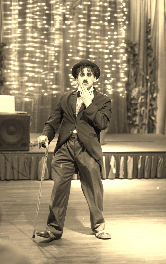Чаплин шоу