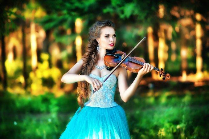 Наташа Кочнева~Скрипка на праздник, свадьбу (г.Пермь)